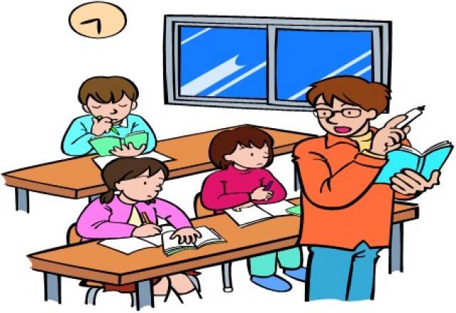 Một số câu giao tiếp tiếng Hàn trong lớp học