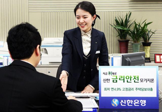 Các câu giao tiếp tiếng Hàn cơ bản tại ngân hàng
