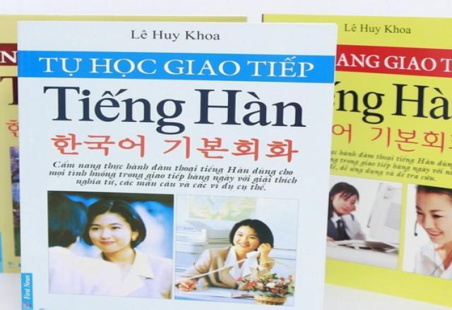 Học tiếng Hàn về  phiên âm