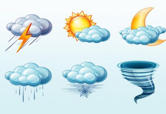 Học từ vựng tiếng Hàn Quốc theo chủ đề Thời tiết, khí hậu
