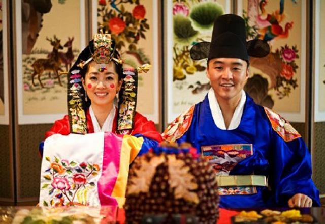 Từ vựng tiếng Hàn dành cho cô dâu Việt