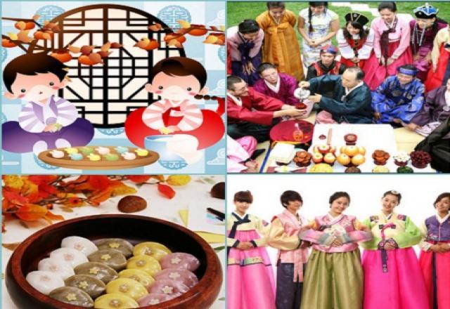 Tết trung thu tại Hàn Quốc