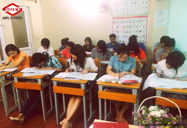 Bí kíp chọn trung tâm Hàn ngữ chất lượng tại Hà Nội
