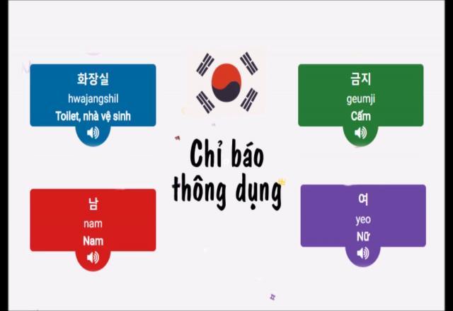 Điểm danh 55 cặp tính từ đối nghĩa trong tiếng Hàn giao tiếp thông dụng