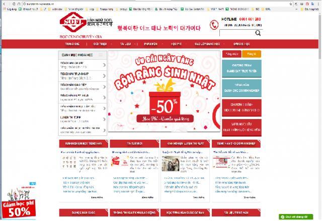Làm sao để lựa chọn các Trung tâm tiếng Hàn uy tín tại Hà Nội?