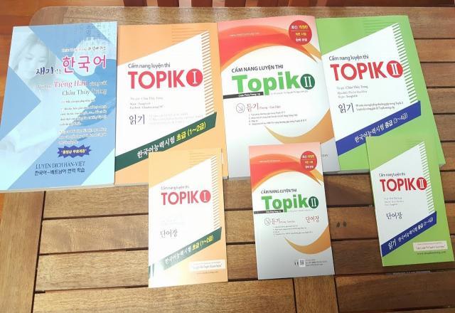 Chia sẻ bí quyết luyện thi TOPIK hiệu quả