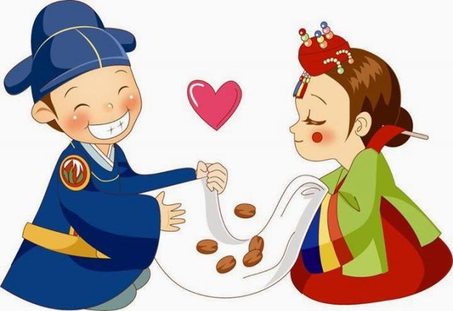 Học từ vựng tiếng Hàn theo chủ đề hôn nhân