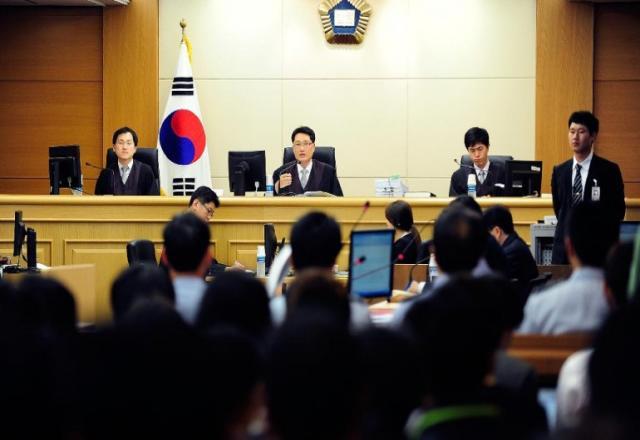 Chiến ngay bộ từ vựng tiếng Hàn về pháp luật