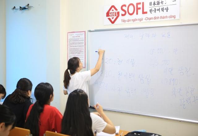 Hướng dẫn lên lịch cuối tuần ôn thi tiếng Hàn trung cấp