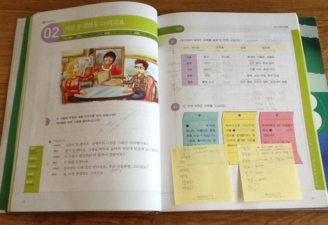 Giáo trình tiếng Hàn trung cấp 2 - Nên chọn Yonsei hay tiếng Hàn tổng hợp