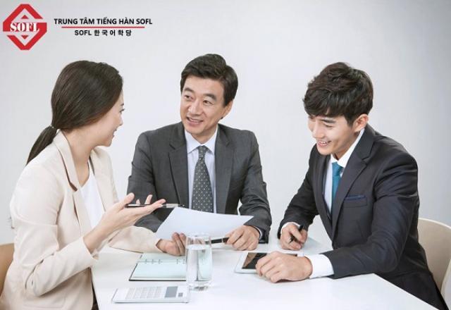 Học phiên dịch tiếng Hàn - kinh nghiệm chuẩn từ A->Z