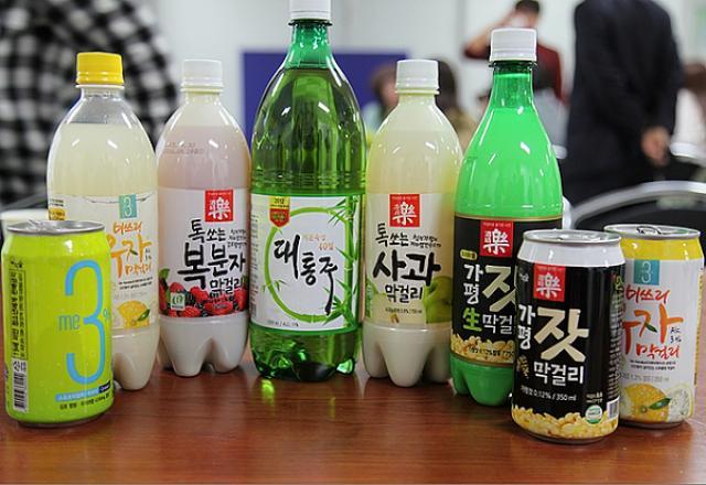 Học tiếng Hàn Quốc online - lai rai từ vựng đồ uống cùng SOFL