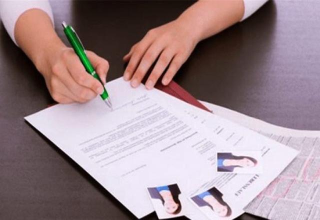 Từ vựng tiếng Hàn dùng khi phỏng vấn, điền hồ sơ xin việc