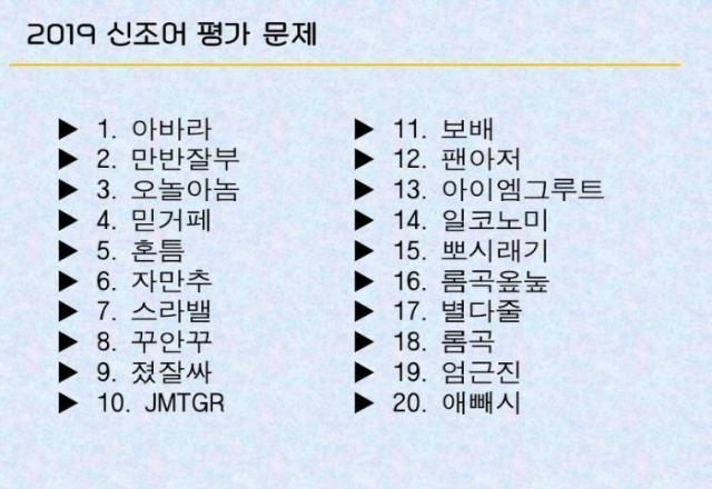 """Những cụm từ viết tắt trong tiếng Hàn có ý nghĩa """"thâm sâu"""""""